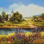 Goblen - Vara moldavă