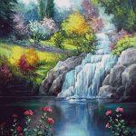 Goblen - Voalul primăverii