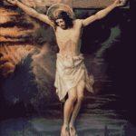 Goblen - Crucificarea