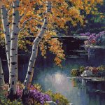 Goblen - Raze pe lac