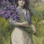 Goblen - Culegand irisi