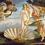 Goblen - Nasterea lui Venus