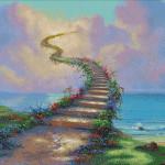 Goblen - Scări către rai