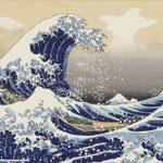 Goblen - Marele val din Kanagawa