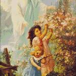 Goblen - Îngerul păzitor