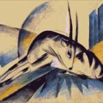 Goblen - Antilopa