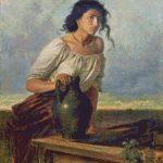 Goblen - La fantana