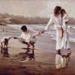 Goblen - Pe plaja